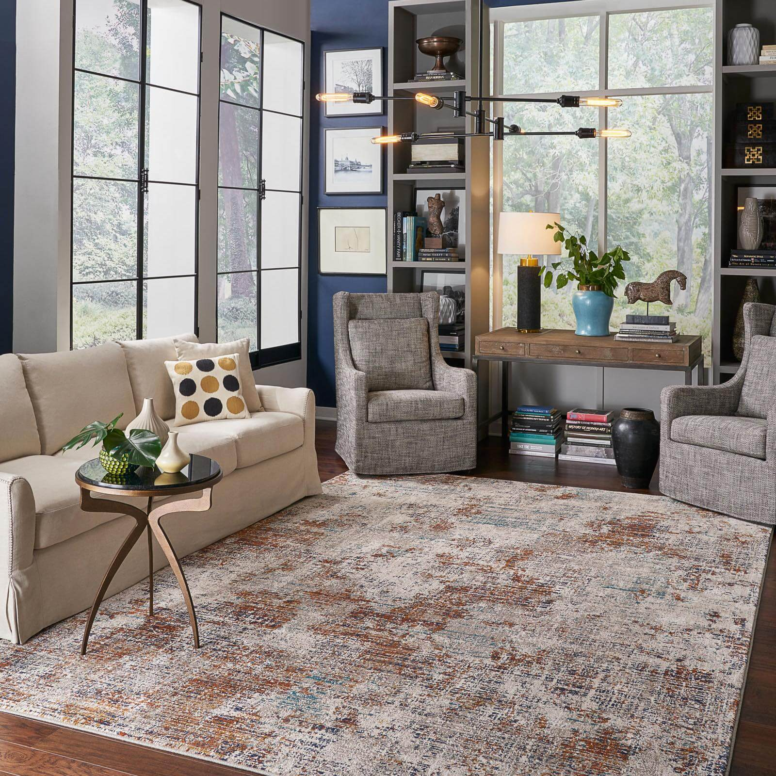 Area Rug are easy to maintain   BMG Flooring & Tile Center