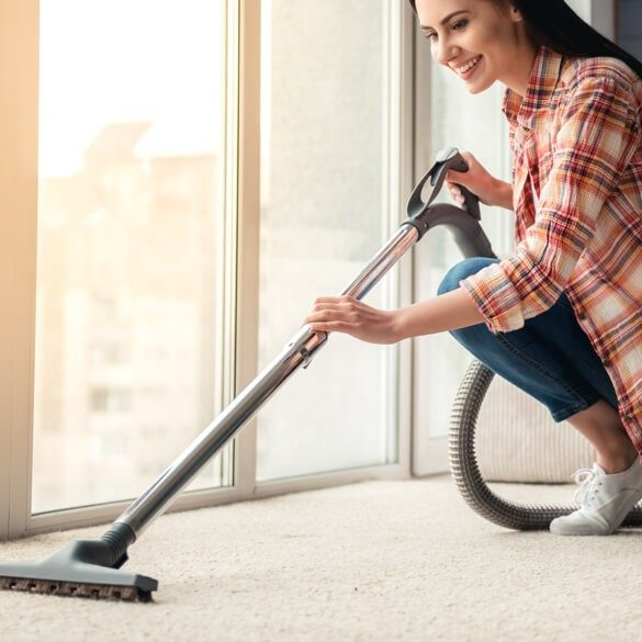 Vacuum cleaning tips for our Shaw Floors carpets | BMG Flooring & Tile Center