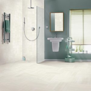 Beaubridge Arctic White Tile flooring | BMG Flooring & Tile Center