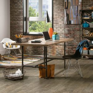 Bluegrass Barnwood Luxury Vinyl Tile - Rustic Harmony | BMG Flooring & Tile Center