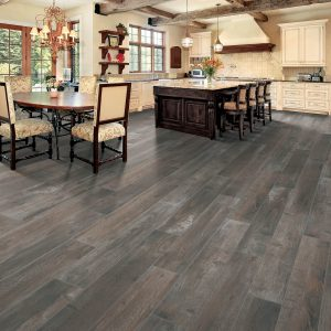Bryson Valley Truffle Barnwood Tile flooring | BMG Flooring & Tile Center