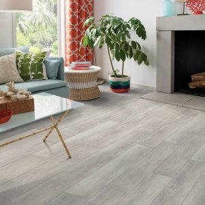 Camargo Oak Rigid Core - Silver Dollar | BMG Flooring & Tile Center