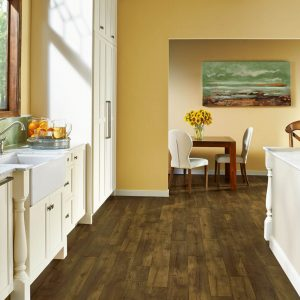 Farmhouse Plank Luxury Vinyl Tile - Rugged Brown Vinyl Tile flooring | BMG Flooring & Tile Center