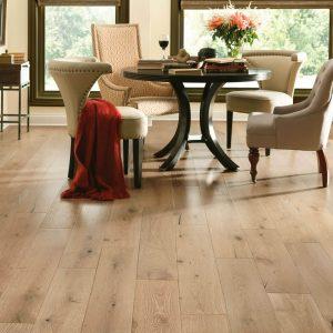 Hickory Engineered Hardwood - Deep Etched Natural | BMG Flooring & Tile Center