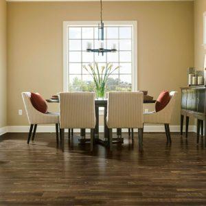 Hickory Solid Hardwood - Bark Brown | BMG Flooring & Tile Center