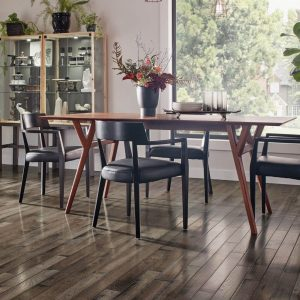 Hickory Solid Hardwood - Inspired Gray | BMG Flooring & Tile Center