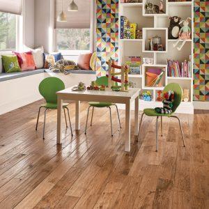 Hickory Solid Hardwood - Rawhide | BMG Flooring & Tile Center