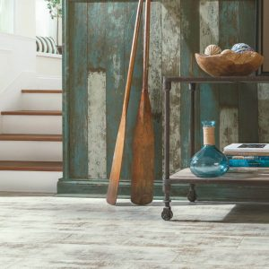 To The Sea Laminate - Sea Glass Teal Laminate | BMG Flooring & Tile Center