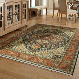 karastan maharajah room of area rug | BMG Flooring & Tile Center