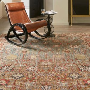 Area Rug karastan spicemarket room | BMG Flooring & Tile Center