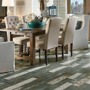 The Sea Laminate - Sea Glass Teal | BMG Flooring & Tile Center