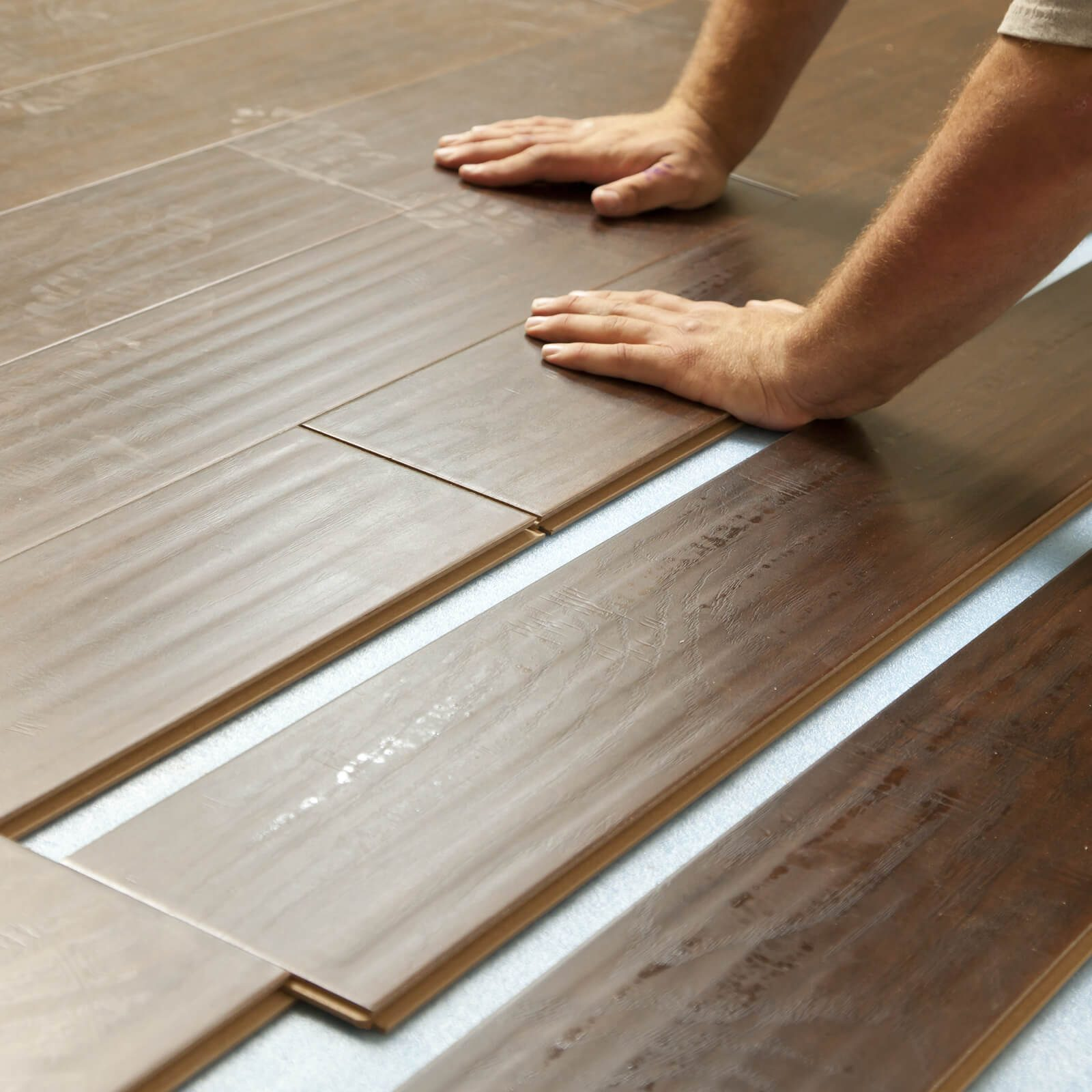 Installation of your new hardwood floors | BMG Flooring & Tile Center