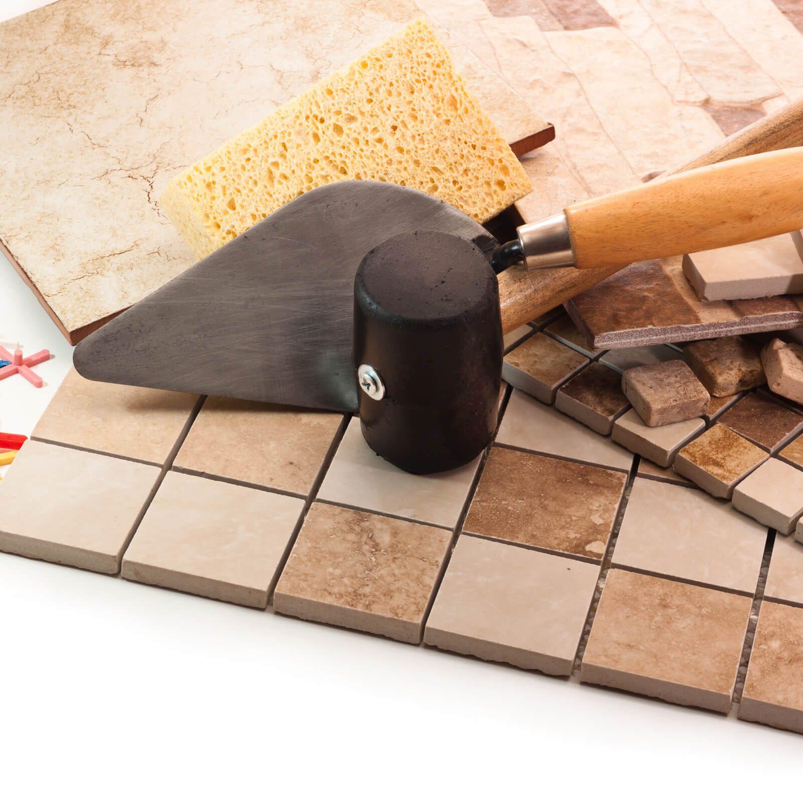 Tile installation process | BMG Flooring & Tile Center